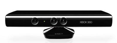 Senzor Kinect pro konzoli Xbox 360