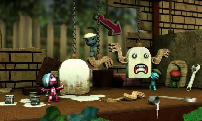 Hra LittleBigPlanet 2 pro Playstation 3 na CES 2011