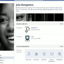 Nová Facebook aplikace nabízí možnost nastavení fotografie přes celý profil