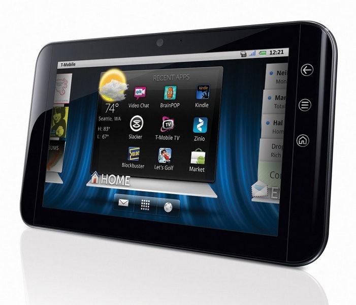 Tablet zařízení Dell Streak Mini 5