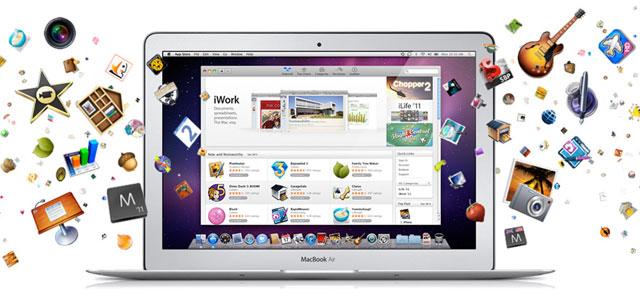 Apple spustil dlouho očekávané Mac App Store