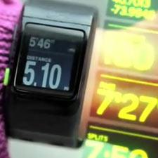 Nike představil nové sportovní hodinky s GPS
