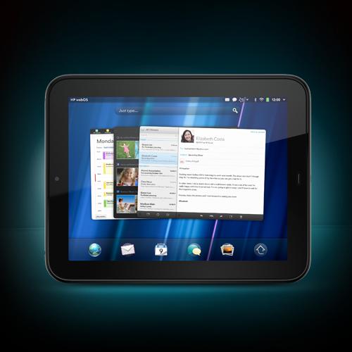 Společnost HP představila nové zařízení včetně tabletu TouchPad