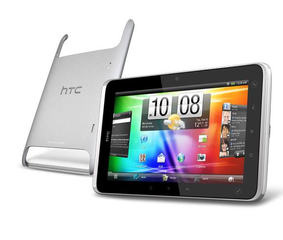 HTC představilo nový vlastní HTC tablet Flyer