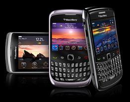 Společnost Research in Motion oznámila dva nové mobilní telefony BlackBerry