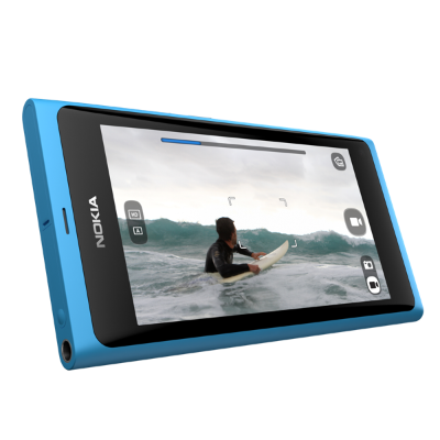 Společnost Nokia oznámila nový mobilní telefon Nokia N9