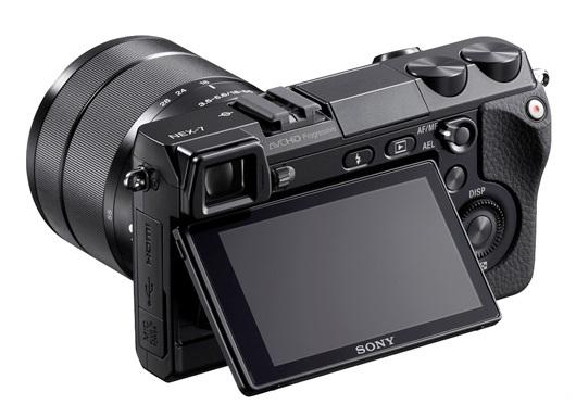 Video CES 2012 - Fotoaparát Sony NEX 7