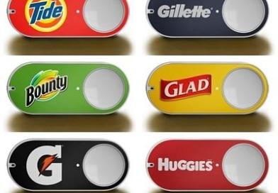 Amazon slaví úspěch se svými nákupními tlačítky