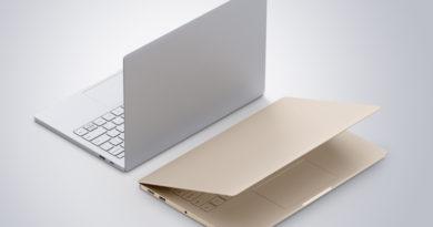 Xiaomy představilo svůj kovový notebook. Ceny startují na 20 tisících