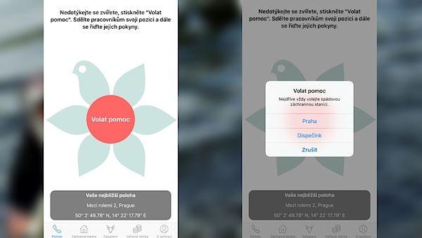 Aplikace na záchranu zvířat pochází z Česka