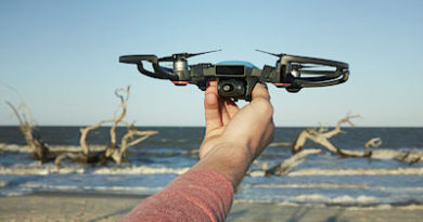 DJI představil svůj nejmenší dron. Je však dražší, než se očekávalo