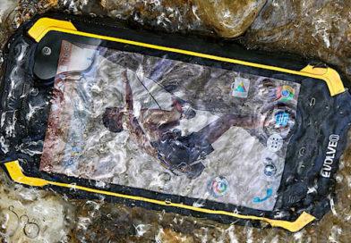 Nový vysoce odolný telefon je tady. StrongPhone Q9 je téměř nezničitelný