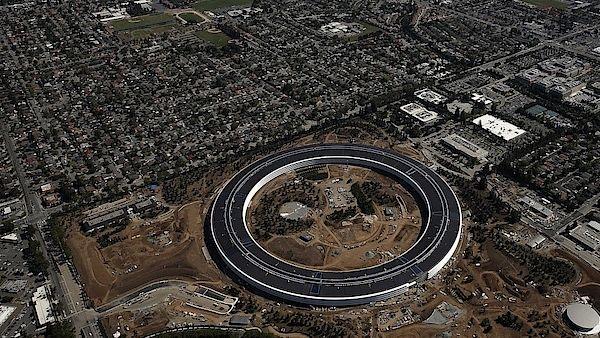 Apple Park jako líhně technologických novinek pro budoucí generace