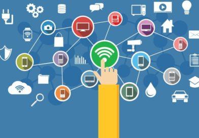Domácí připojení k internetu