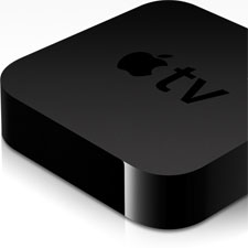 Apple prodeje - Apple TV