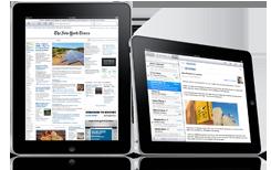 Rok prodeje tabletu Apple iPad – infograf