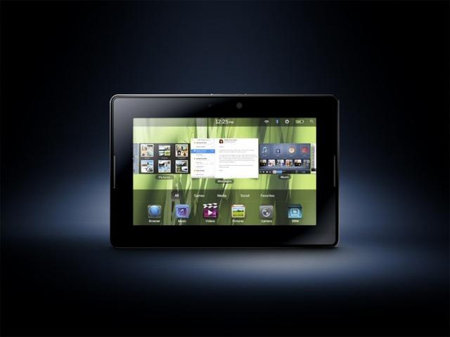 BlackBerry zveřejnil nová videa k Playbooku