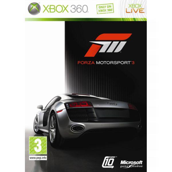 Forza Motorsport 3 pro Xbox 360