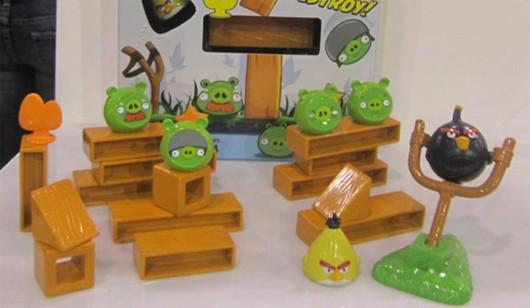 Na CES 2011 byla představena stolní verze hry Angry Birds