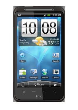 Nová řada Smart telefonů HTC představena na CES 2011