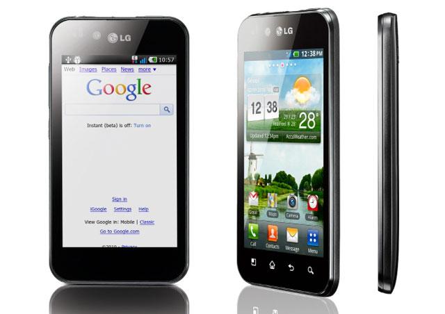 LG představila Optimus Black na CES 2011
