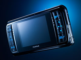 3D fotoaparát Fujifilm