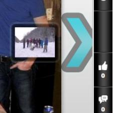 Nová Facebook aplikace od Pixable na prohlížení fotografií
