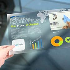 Samsung představí nový displej na CES 2011