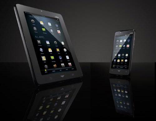 Vizio oznámilo prodej Smart telefonů a tabletů na OS Android