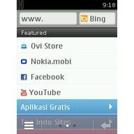 Nokia spustila novou verzi Ovi prohlížeče