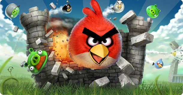 Populární hra Angry Birds přichází ve 3D a na Windows Phone 7