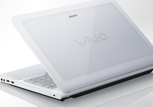 Sony oznámilo prodej nové řady notebooků Sony Vaio