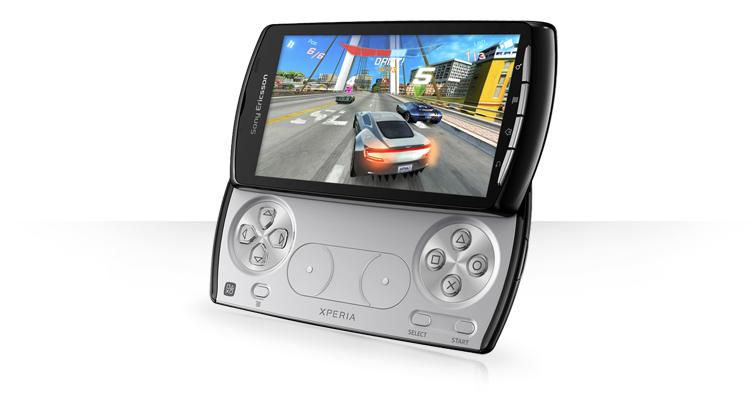 Společnost Sony představila Sony Ericsson Xperia Play