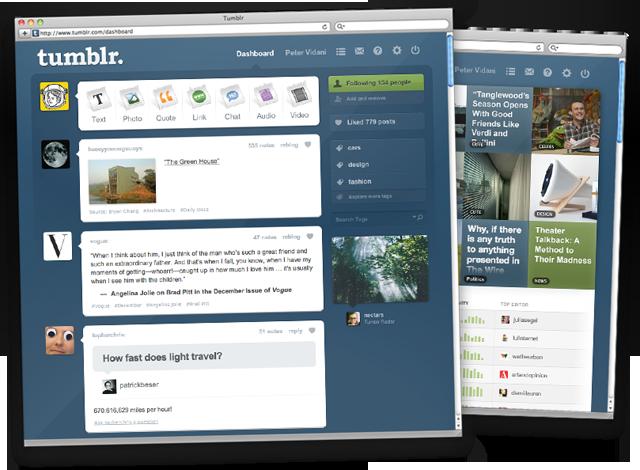 Služba Tumblr spustila novou funkci pro lepší vyhledávání