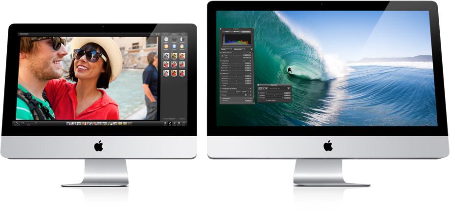 Společnost Apple oznámila prodej nových iMac počítačů