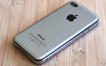 Výroba mobilního telefonu iPhone 5 od společnosti Apple