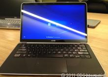 Dell představil nový Ultrabook XPS 13 na CES 2012
