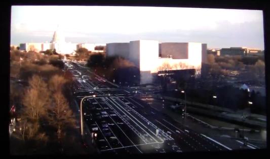 Video CES 2012 - Televizor Sharp s novou technologií rozlišení 8K