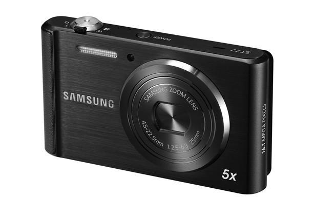 Samsung představil nové fotoaparáty na CES 2012