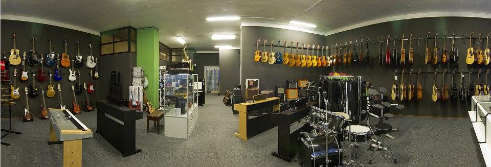 Kde koupit hudební nástroje?