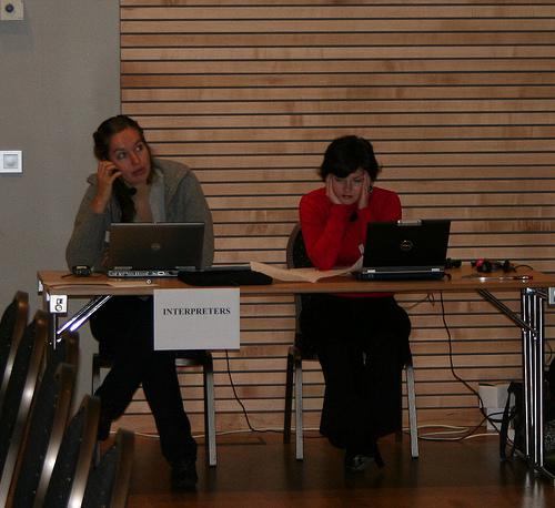 Spolehliví tlumočníci na vaší konferenci