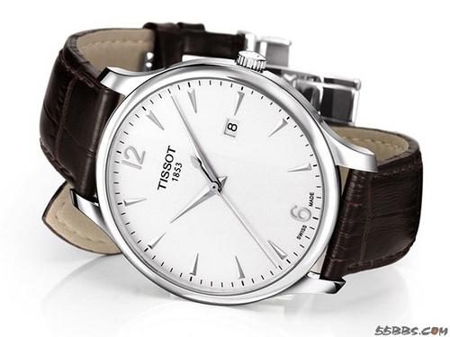 Elegantní hodinky pro gentlemany