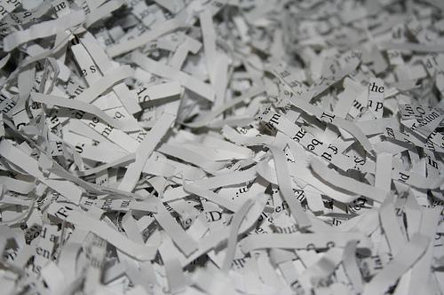 Skartace spolehlivě zlikviduje všechny citlivé dokumenty