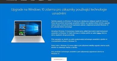 Windows 10 budou stále k dispozici zdarma. Pokud si řeknete