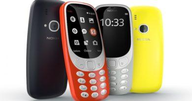 Nokia 3310 je jedničkou na trhu s telefony, přestože ještě není v oběhu