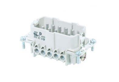 Průmyslové konektory a kryty Wieland byly stvořeny pro aplikaci v náročných podmínkách